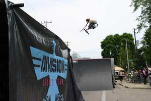 The Division BMX stunt team has been entertaining crowds at Summerfest for nine years.