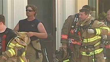 Oconomowoc firefighters