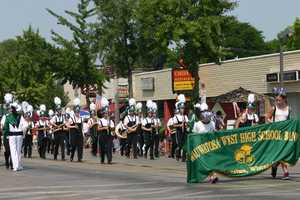 Wauwatosa West Trojan Marching Band