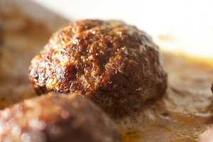 Meatballs at Ma Ma Mary's Italian Deli and Pizza and Charlie's Food Concessions