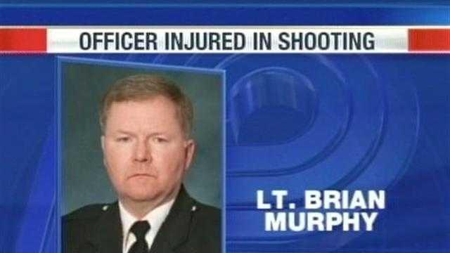 Oak Creek officer shot at temple identified
