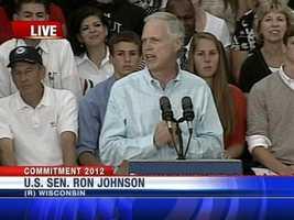 U.S. Sen. Ron Johnson
