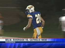Milwaukee Riverside takes on Catholic Memorial
