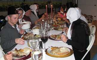 Thanksgiving was originally three days long and was to salute the harvest. For the Pilgrims, it was a religious holiday of fasting and prayer.