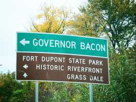 Bacon makes everything taste better ... especially in Bacon, Delaware.