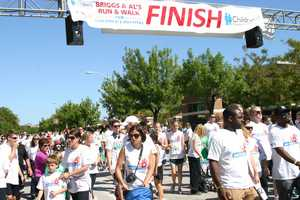 Chick here for more information about the run/walk and click here for more info about Children's Hospital of Wisconsin.