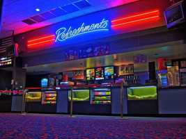 Theaters rely on concession stands to make money. That's why items are overpriced. Popcorn costs almost nothing to make.