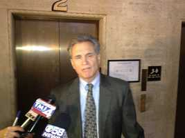 Retired Judge John Franke was appointed the special prosecutor for the inquest.