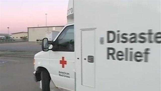 Local Red Cross Response