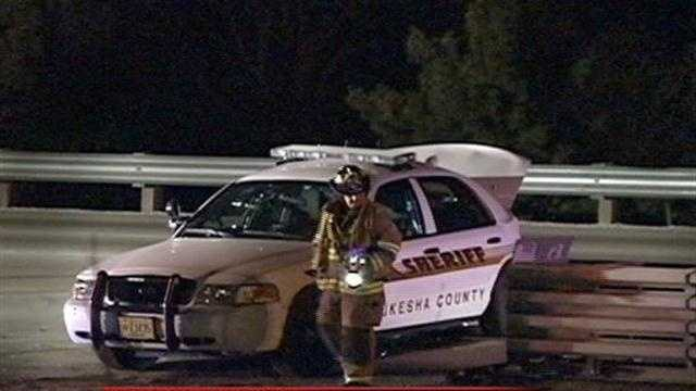 3 injured in Interstate 94 crash