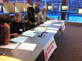No. 5:  Election observers must follow the rules