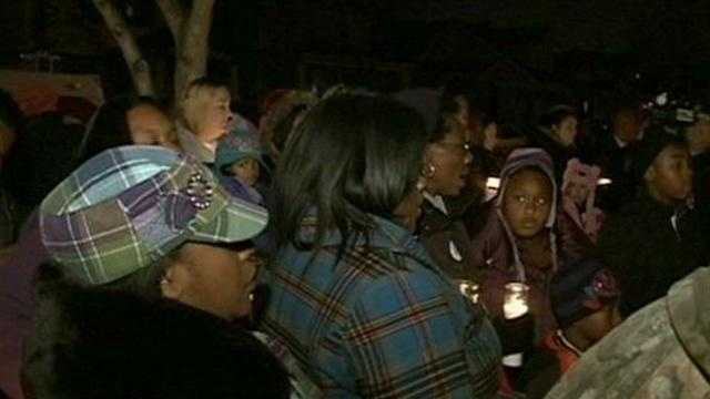 Vigil held for victims of Racine fire