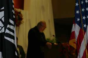 Invocation by Chaplain Norman Oswald
