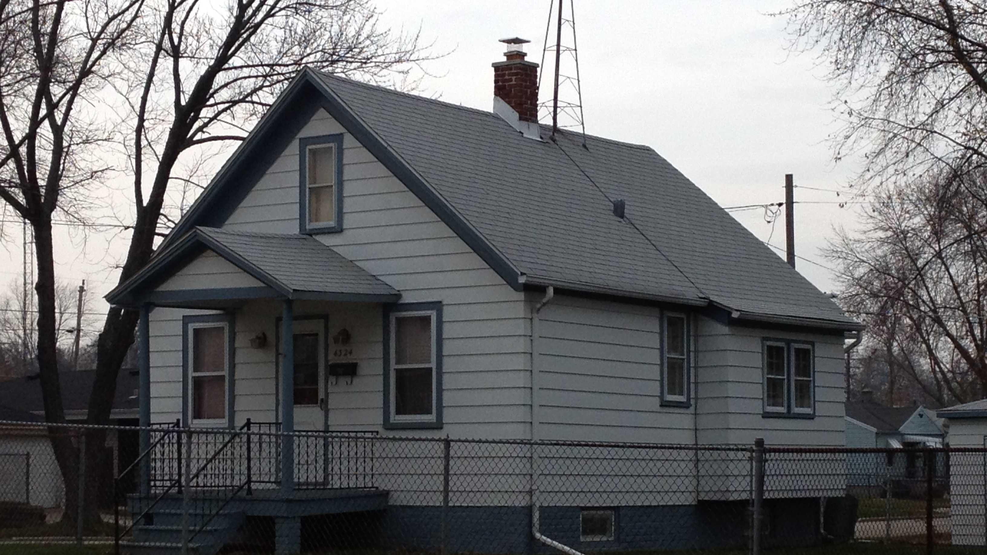 Racine victims home