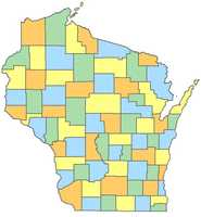 On WISN 12 News at 10:00, Hillary Mintz goes behind bars to look at a program that allows prisoners to read to their children - not only to reinforce the parental bond, but to raise the literacy rates among prisoners. Wisconsin's average rate of adult illiteracy is 7 percent. Here is a breakdown by county: