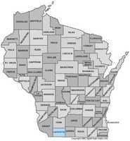 Lafayette County: 8 percent