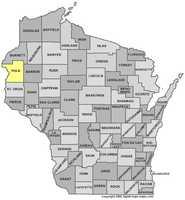 Polk County: 7 percent