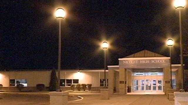 Father arrested after son cut from high school basketball team