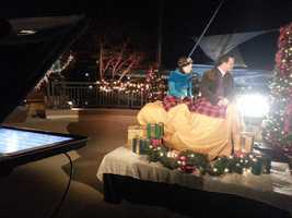Now in its 11th year, this holiday tradition is hosted by 12 News anchors Kathy Mykleby and Craig McKee.