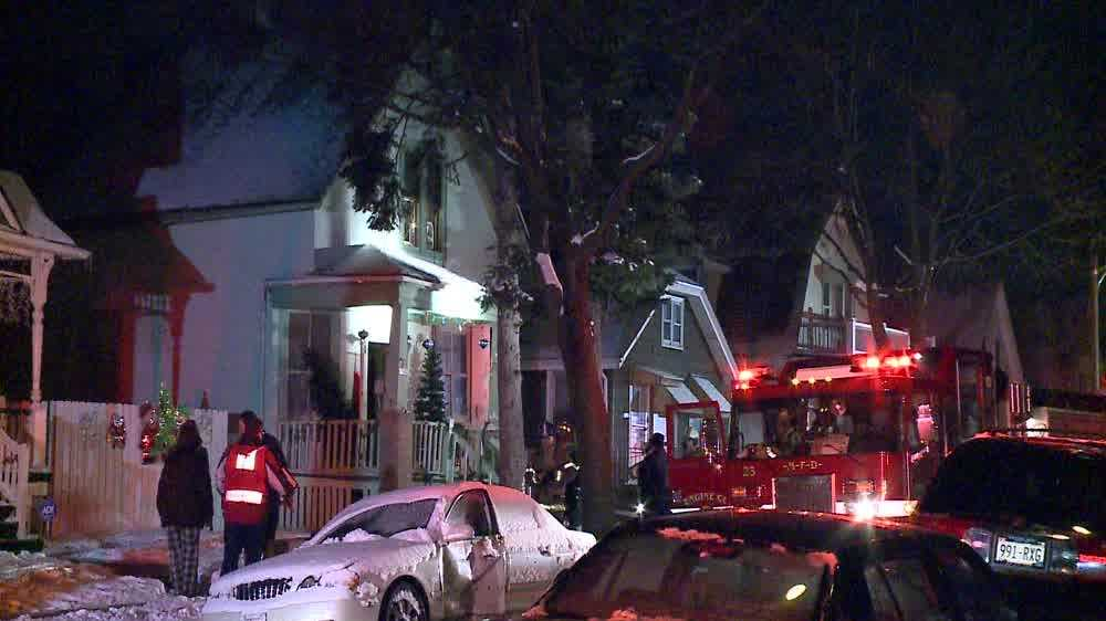 Fire on 29th Street in Milwaukee