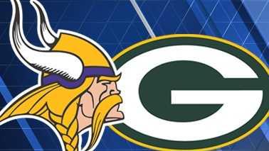 Packers-Vikings logo