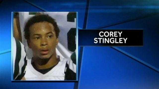 Corey Stingley