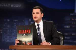 Jimmy Kimmel is a father of two college kids.