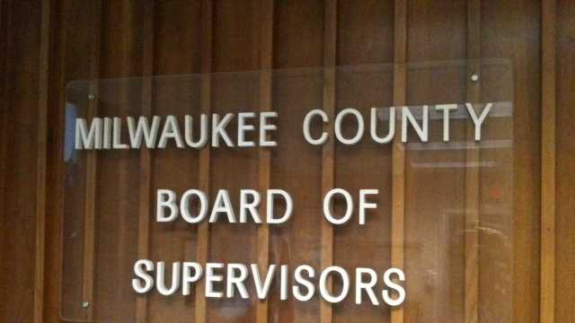 County Board sign