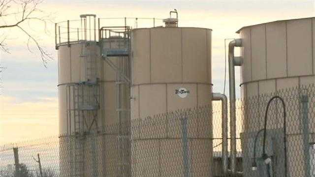 WISN 12 News has learns there are tens of thousands of gallons of milk stuck inside the closed-down Golden Guernsey Dairy plant.