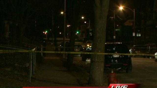 A Milwaukee police officer was involved in an early-morning shooting.