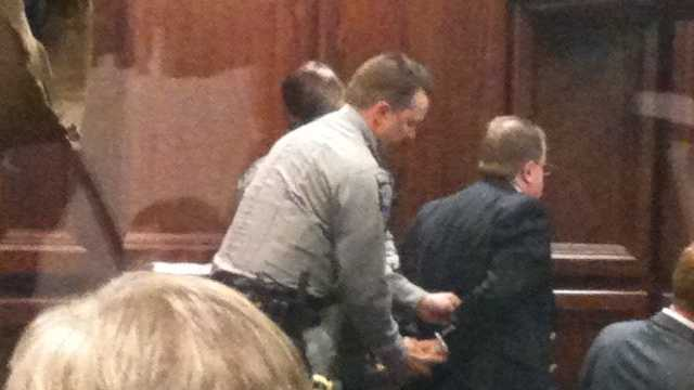 Russell handcuffs