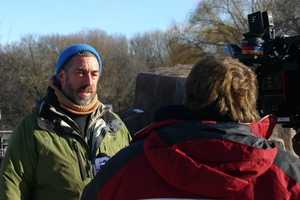 Michael Hoffmann, zoo keeper, talks to 12 news about the North American animals at the zoo and how they cope with the cold.