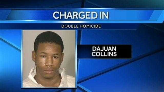 Dajuan Collins was charged with two counts of felony murder in Milwaukee County on Jan. 23.