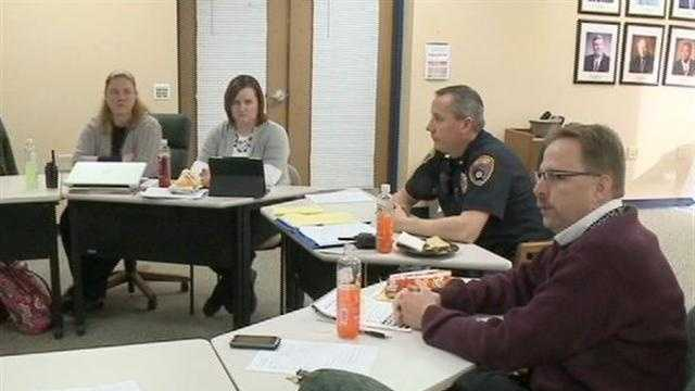 The Mequon-Thiensville school district held its first ever active shooter training.