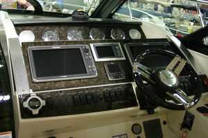 Lots of navigation controls