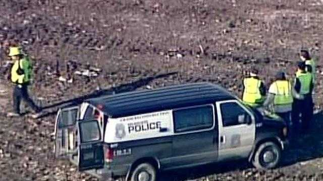 MPD at landfill