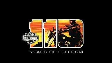 Harley 110th