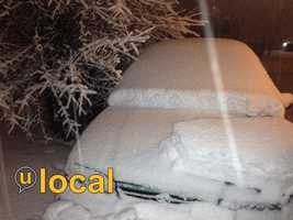 Oconomowoc - 5.5 inches