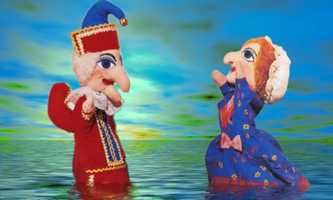 """He is a recurring character in """"Punch and Judy"""" cartoons, and usually gets his head knocked off by Punch."""