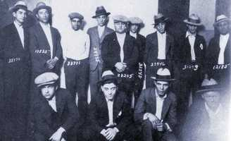 Detroit's Purple Gang smuggled booze via an underground railroad from Windsor, Ontario during prohibition. Sammie Cohen and the Purples were to Detroit what Al Capone and his men were to Chicago.