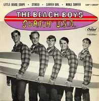 """""""Surfin' USA"""" - The Beach Boys""""You'd see 'em wearin' their baggies.. Huarache sandals too..."""""""