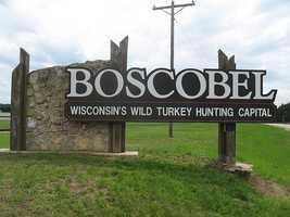 Boscobel, Wis. - Wild Turkey Capital of Wisconsin