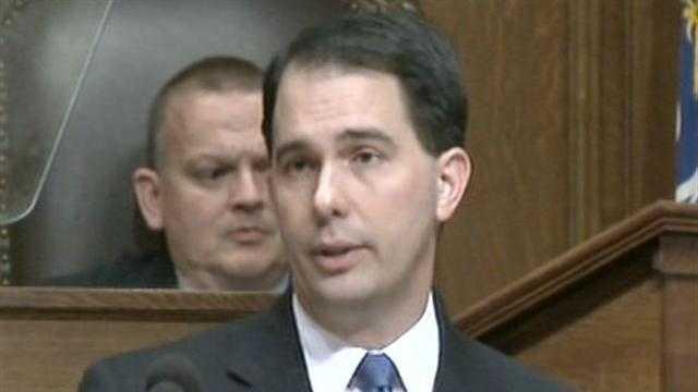 Scott Walker - 2013 budget address