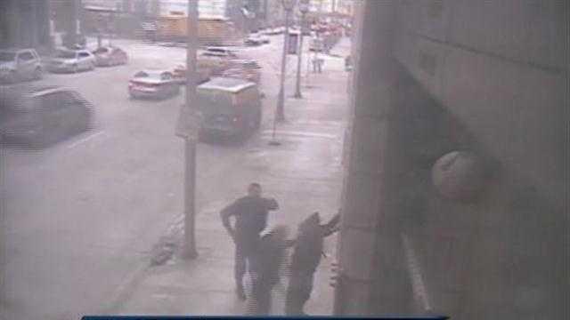 robber arrest