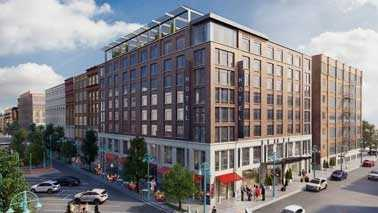 New 3rd Ward hotel
