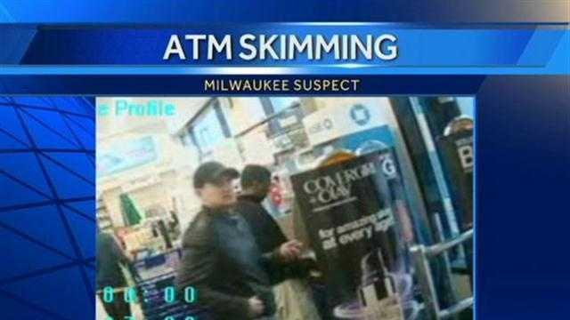 skimming suspect