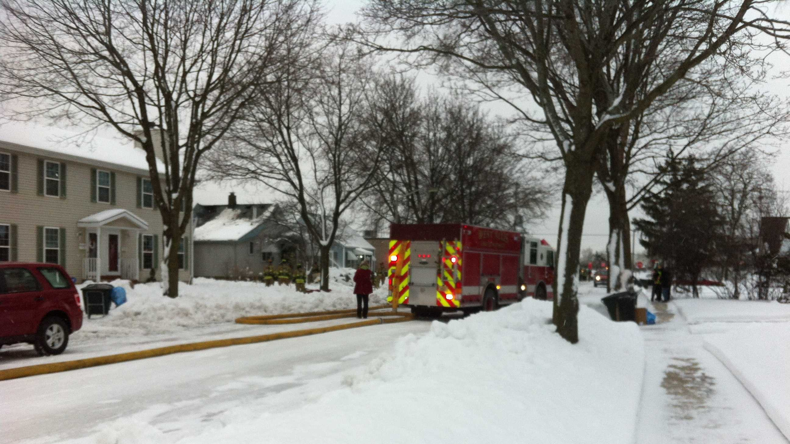 West Allis fire1
