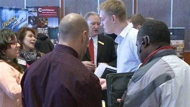 Milwaukee County is trying to help military veterans find jobs.