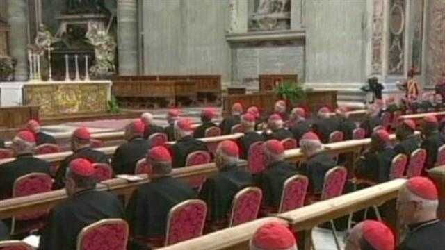Preparing for Papal Conclave