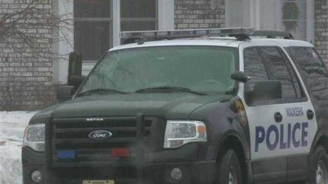Neighbors locked down during police incident
